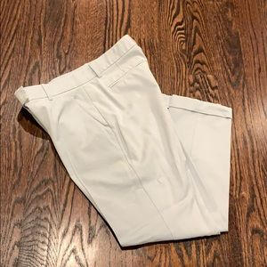Powder Blue Theory Marsienna Dress Pants, Size 8